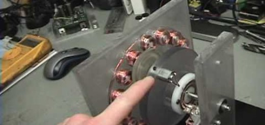how to make a magnetic generator