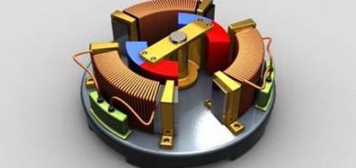 Top Magnetic Generator