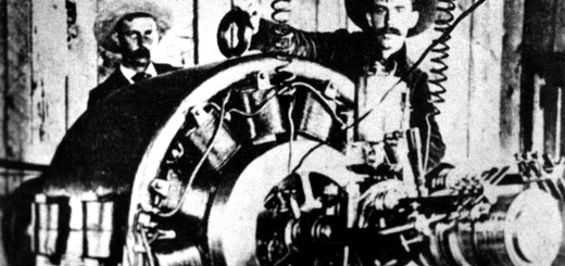 The Magnetic Power Generator History