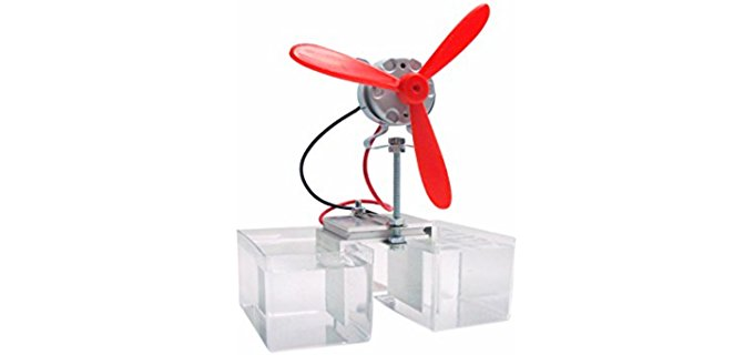 Exergia Thermo Generator 2.0 Kit - Thermoelectric with Peltier Element Converts Energy